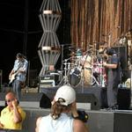 Carlos and Los Lonely Boys in concert - by LarryF